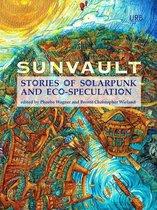 Boek cover Sunvault van Phoebe Wagner (Onbekend)