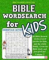 Bible Word Search for Kids Volume 2