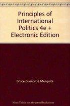 Principles of International Politics 4e + Electronic Edition