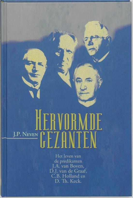 Hervormde Gezanten - J.P. Neven |