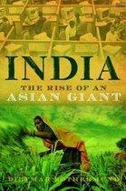 Boek cover India van Dietmar Rothermund