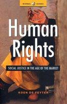 Boek cover Human Rights van Koen de Feyter (Onbekend)
