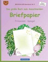Brockhausen Bastelbuch Band 5 - Das Gro e Buch Zum Ausschneiden