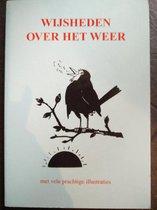Boek cover Wijsheden over het weer van Merit Roodbeen