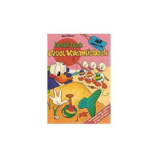 1984 Donald duck vakantieboek - none |