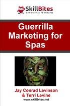 Guerilla Marketing for Spas