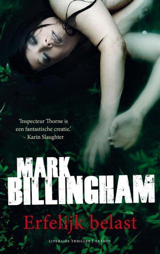 Erfelijk belast - Mark Billingham | Fthsonline.com