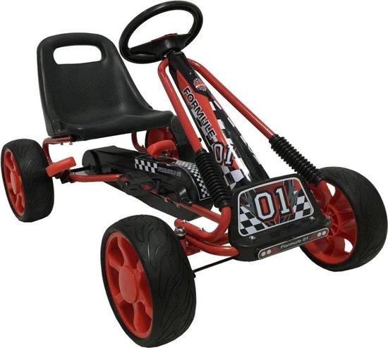 Van der Meulen Skelter Go Kart 0704008