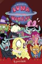 Luna The Vampire Pickled Zits