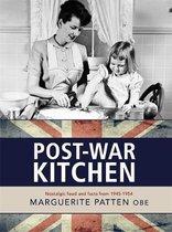 Omslag Marguerite Patten's Post-war Kitchen