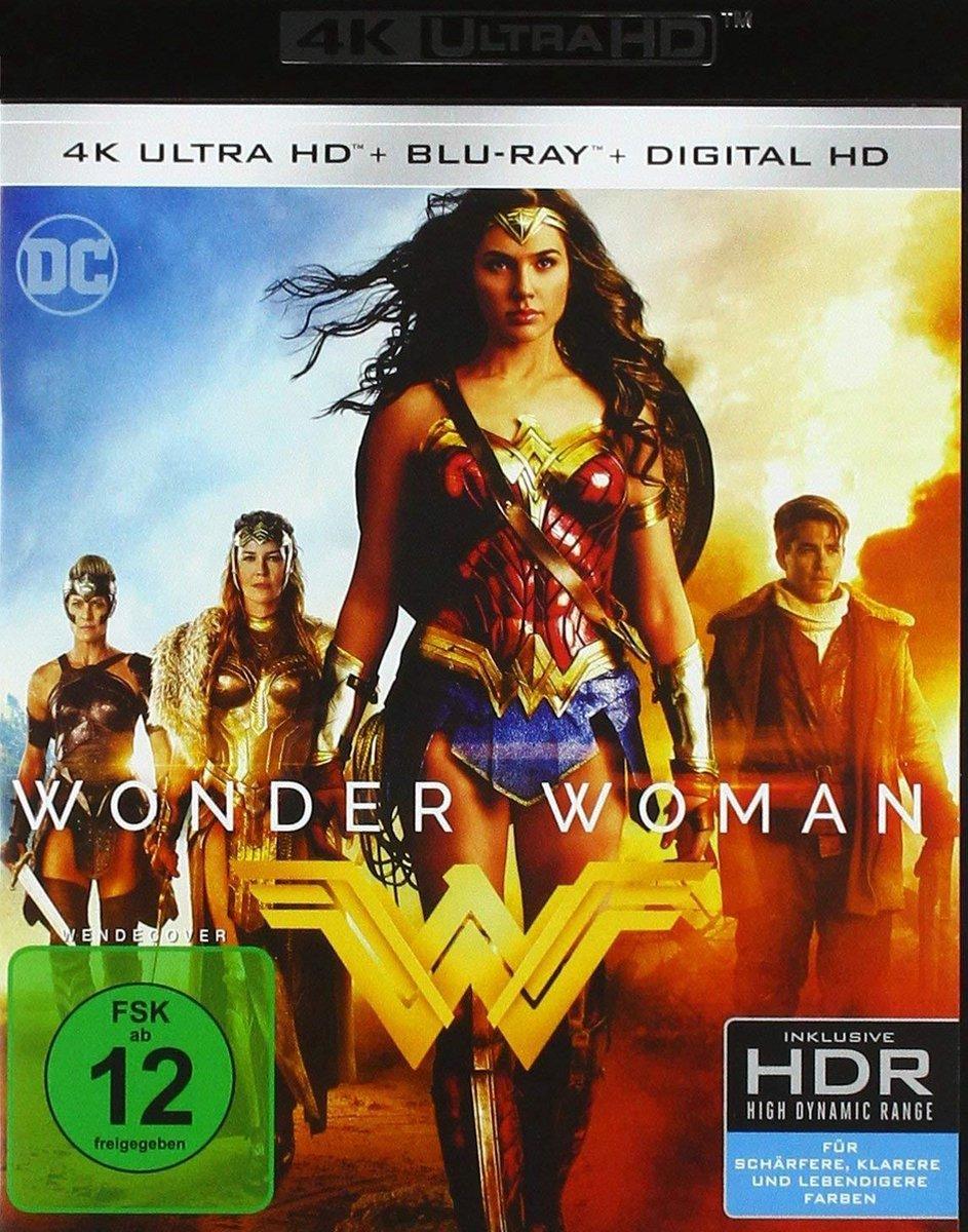 Wonder Woman (Ultra HD Blu-ray)-