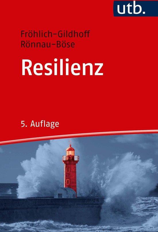 Boek cover Resilienz van Prof. Dr. Klaus Fröhlich-Gildho (Onbekend)