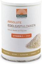 Mattisson Healthstyle edelgistvlokken vitamine b12 + zink