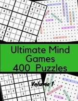 Ultimate Mind Games 400 Puzzles