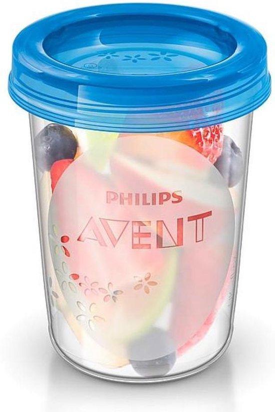 Philips Avent SCF639/05 Bewaarbekers voor voeding - 5 Stuks