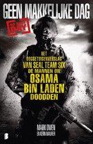 Boek cover Geen makkelijke dag van Mark Owen (Paperback)