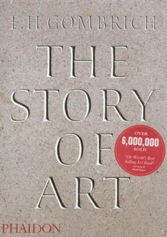 Boek cover Story of Art (16th Ed) van E.H. Gombrich (Paperback)