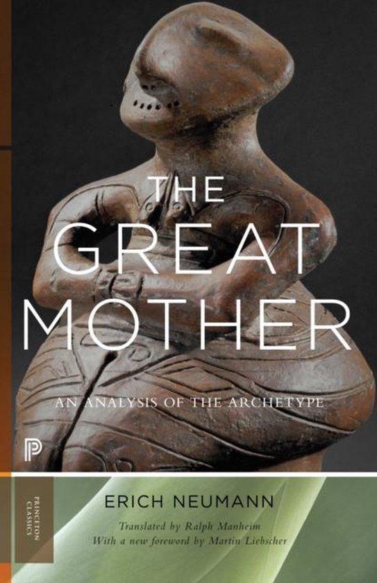 Boek cover The Great Mother van Erich Neumann (Paperback)