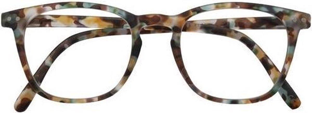 Croon Leesbril Alex Dames Camo Sterkte +2.50 kopen