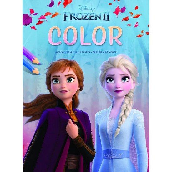 Boek cover Disney Frozen 2 Kleurboek van  (Paperback)