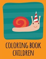 coloring book children