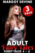 Adult Fairy Tales 3-Pack Furry Tales 4 - 6