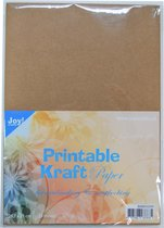 Joy!Crafts • Kraftpapier printable A4 25 vel