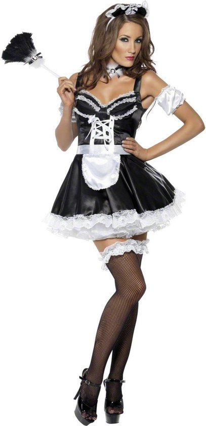 French Maid Kostuum