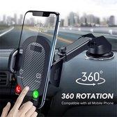 Telefoonhouder Auto Dashboard / Telefoonhouder Auto Zuignap / Telefoon Houder Auto / iPhone Samsung