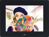 Rollei Pissarro DPF-960 digitale fotolijst 22,9 cm (9'') Touchscreen Zwart