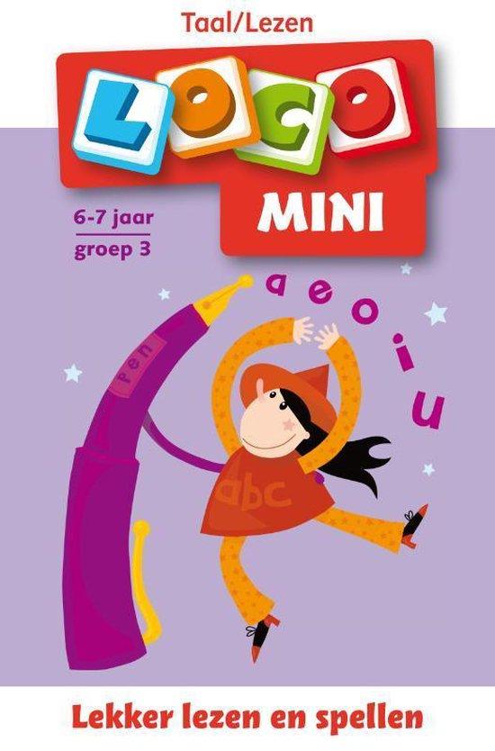 Loco Mini  -   Loco mini lekker lezen en spellen