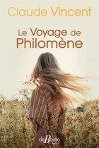 Omslag Le Voyage de philomène