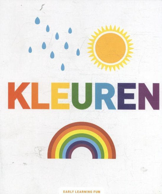 Early learning fun  -   Kleuren