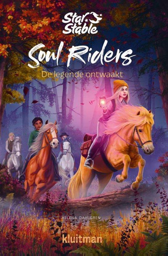 Soul Riders - Soul riders. De legende ontwaakt