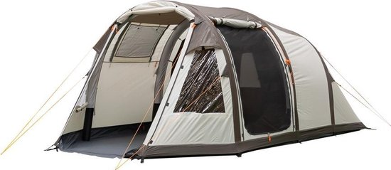 Redwood Arco 300 air - Tent 4-persoons - tunnel tent - Grijs