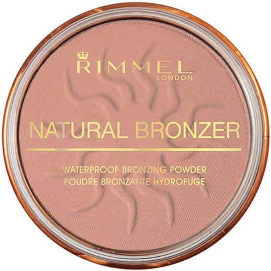 Rimmel London Natural Bronzer Powder - 26 Sun Kissed