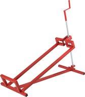Grasmaaierlift lift voor zitmaaier tot 400 kg 115x51x12,5-91 cm