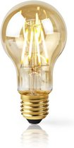 Nedis Wi-Fi Smart LED Filament Lamp | E27 | A60 | 5 W | 500 lm
