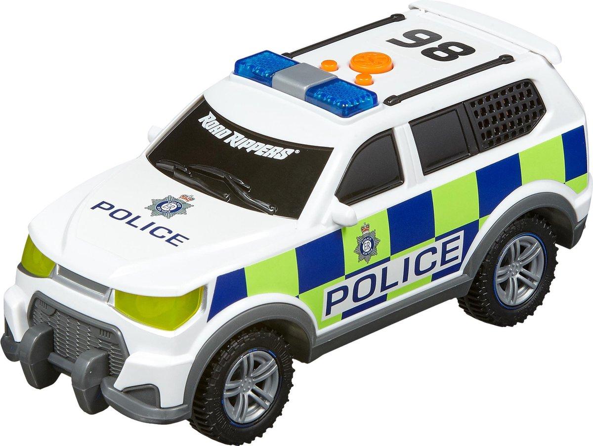 Nikko - Road Rippers Auto City: politie SUV met hond