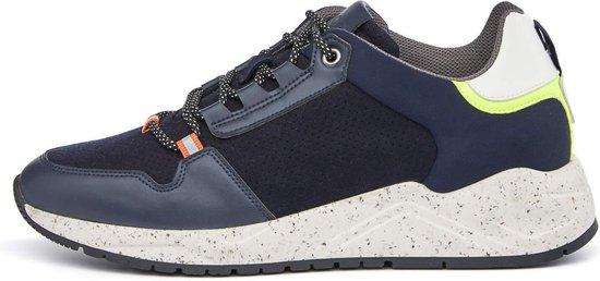 Vegan sneakers voor Heren - Bright Navy - 43