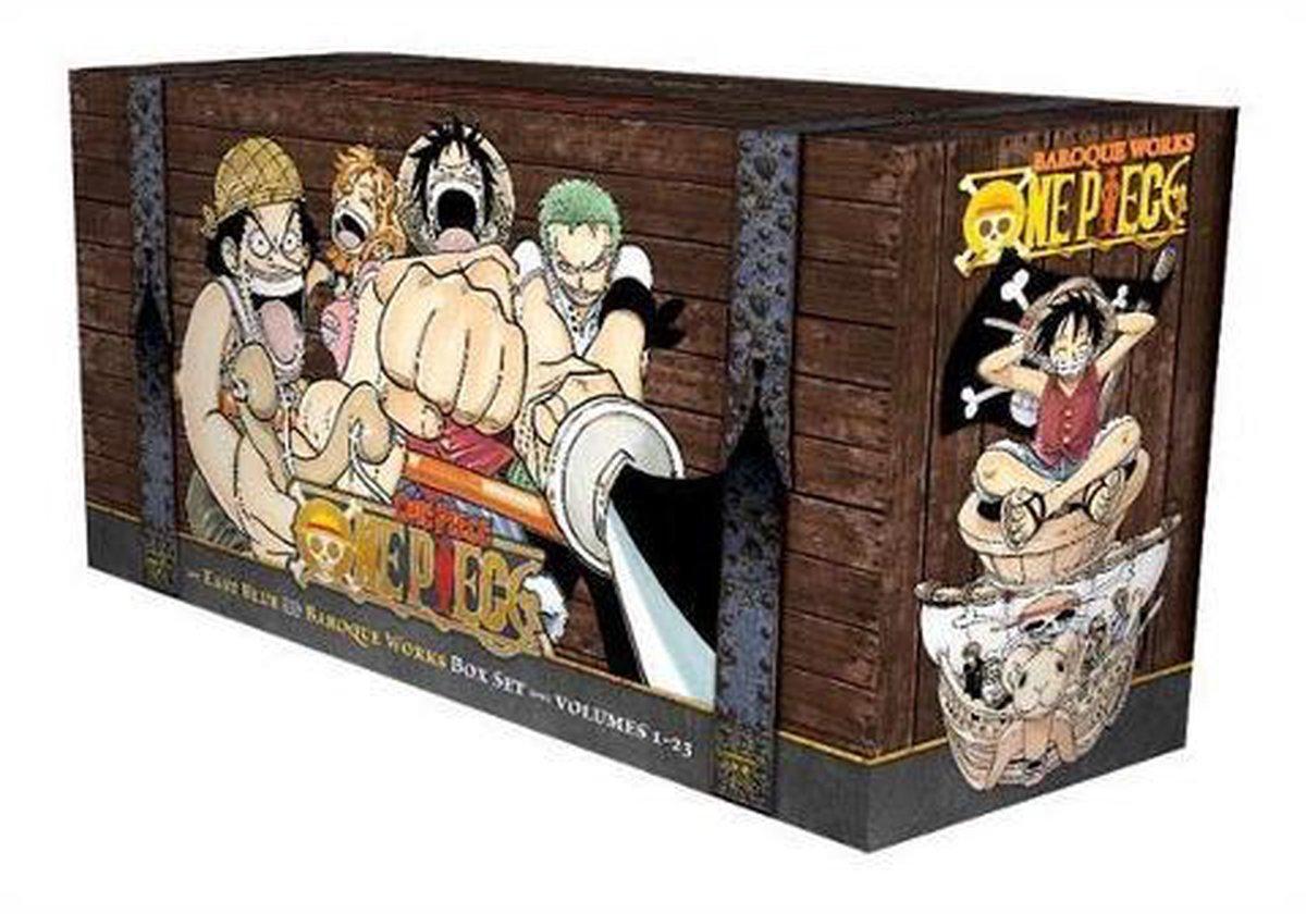 One Piece Box Set