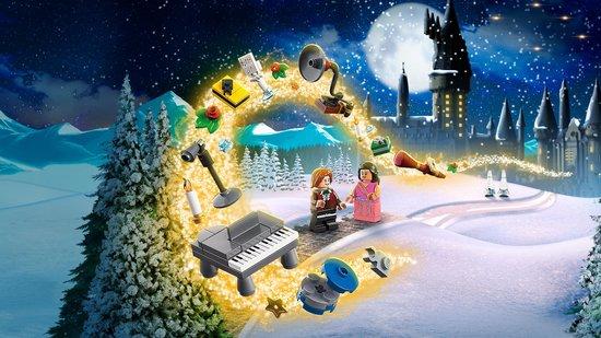 LEGO Harry Potter Adventkalender 2020 - 75981