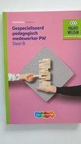 Traject Welzijn - Profiel Gespecialiseerd pedagogisch medewerker niveau 4