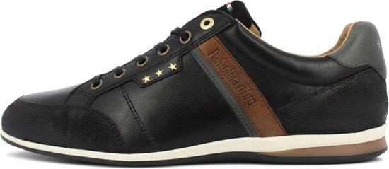 Pantofola d'Oro Roma Uomo Lage Zwarte Heren Sneaker 41