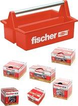 Fischer Mobiboxassorti 395-delige DUOPOWER Pluggenset in Mobibox