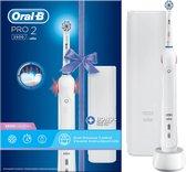 Oral-B Pro 2 2500 Sensi Ultrathin - Wit - Elektrische Tandenborstel
