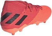 adidas Nemeziz 19.3 FG voetbalschoenen heren koraal/rood