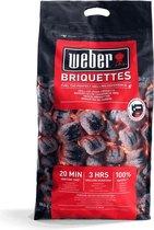 Weber 17591 Briketten voor barbecue / grill 8 kg