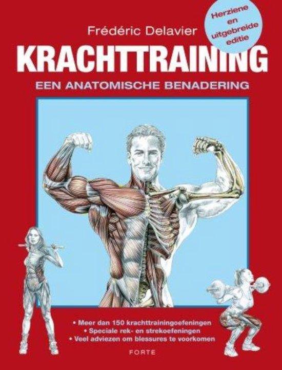 Boek cover Krachttraining van Frédéric Delavier (Paperback)