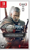 The Witcher 3 - Wild Hunt Complete Edition - Switc